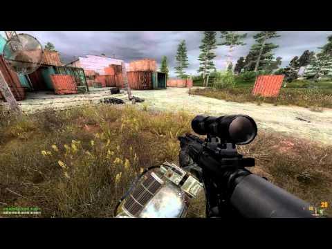Let's Play S.T.A.L.K.E.R. CoP SGM Mod 2.2   40  