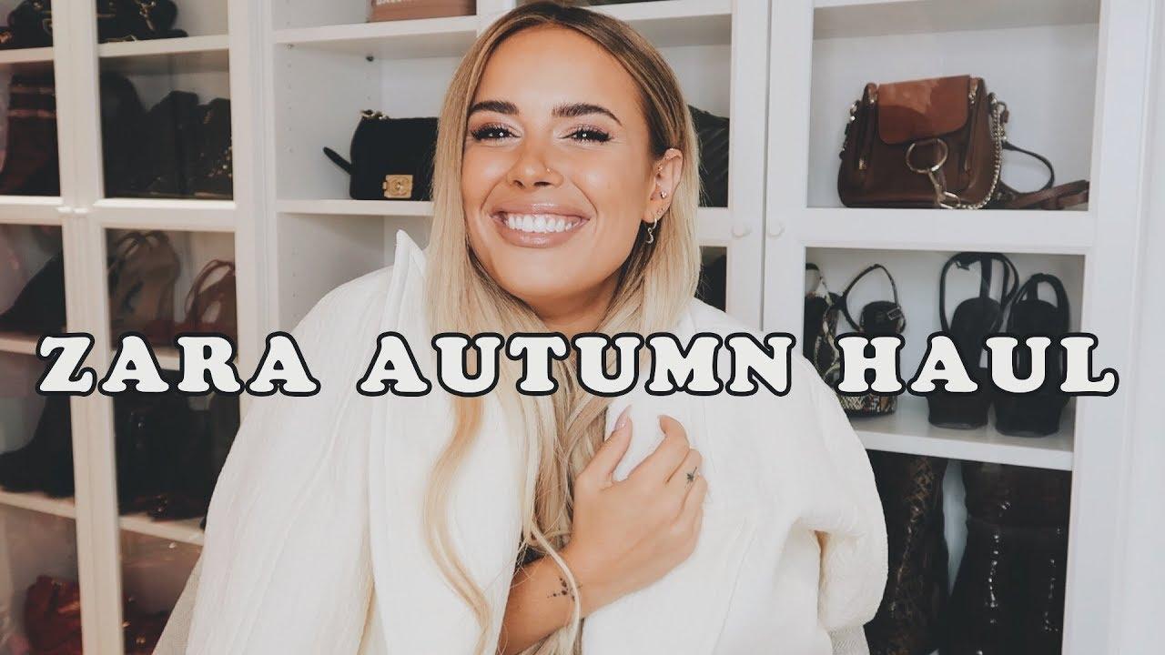 [VIDEO] - ZARA AUTUMN HAUL | Hello October 4