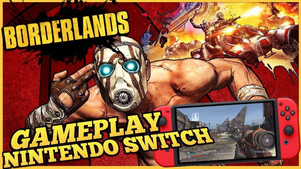 Download Borderlands sur Nintendo Switch   Ça vaut quoi ? GAMEPLAY FR