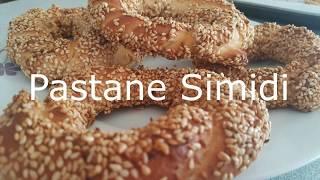 Pastane Simidi Nasıl Yapılır?-Pratik Simit Tarifi