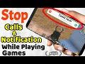 How to STOP Calls & Msg While Playing PUBG & FreeFire ( தமிழில் )   Tamil Digital