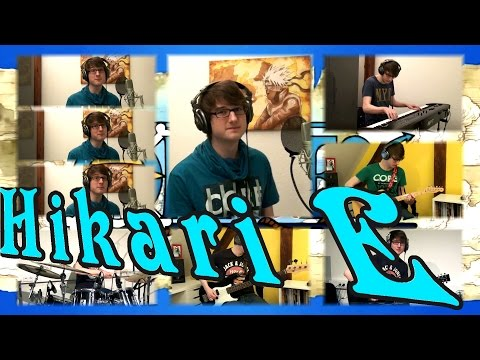 The Babystars - Hikari E (Towards The Light) - One Piece 3rd Opening [One Man Band/Multitrack Cover]