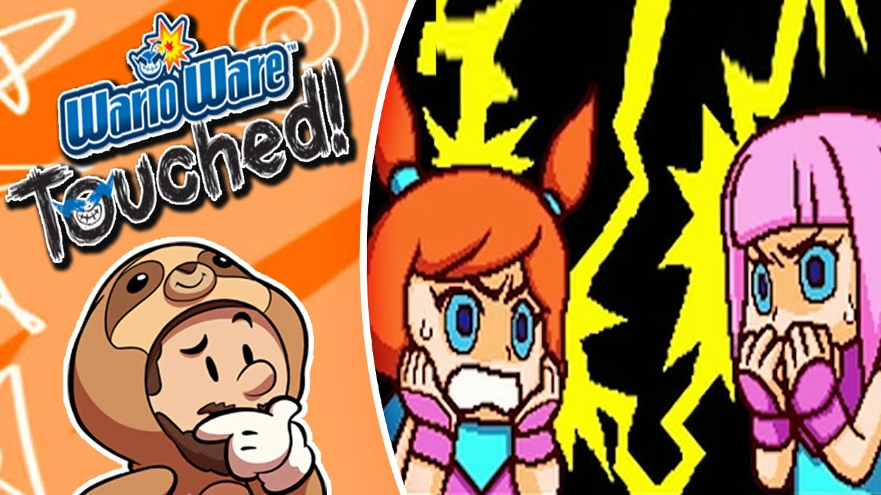I feel like a scribblenaut! ? WARIOWARE: TOUCHED! ? #6