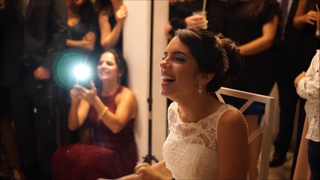 Melhor dança de padrinhos! Casamento Bernardo e Rebeca