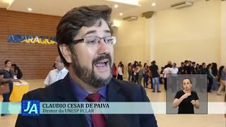Jornal Acontece - Seminário Reforma do Estado Federalismo e Democracia