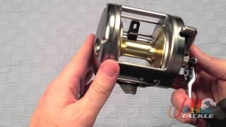 Shimano Tekota TEK700 Levelwind Reel - J&H Tackle