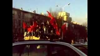 festa ne prishtine per lirimin e heroit ramush haradinaj
