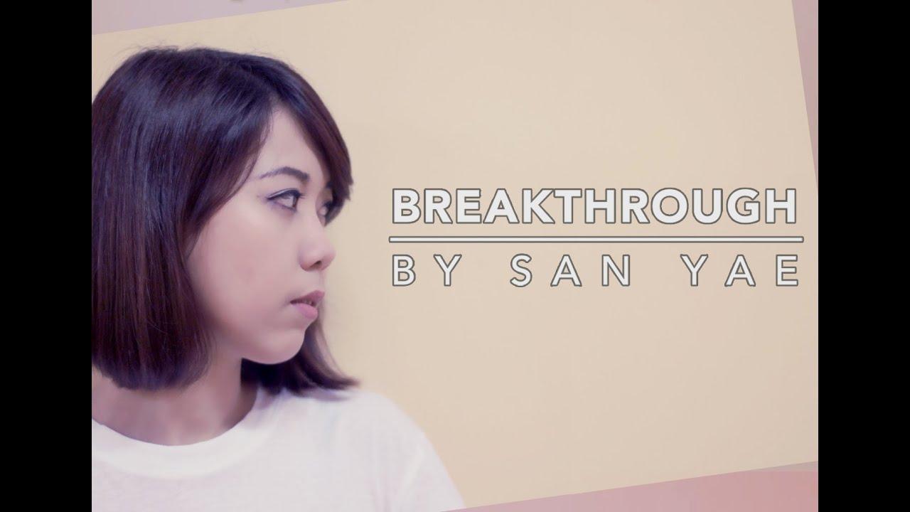 BREAKTHROUGH - SANYAE (Official Music Video) - YouTube
