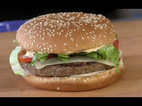 McDonald's Big Tasty® Cheeseburger Copycat Recipe!
