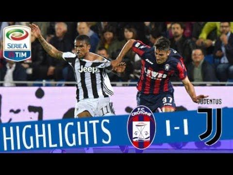 Crotone - Juventus 1-1 - Highlights - Giornata 33 - Serie A TIM 2017/18