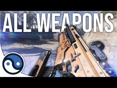 Call Of Duty: Modern Warfare Gameplay (ALL WEAPONS!)