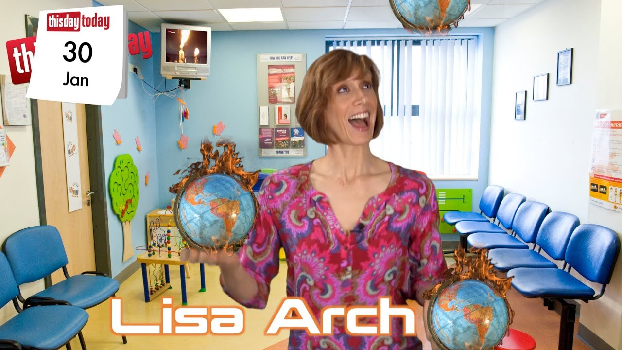 pictures Lisa Arch