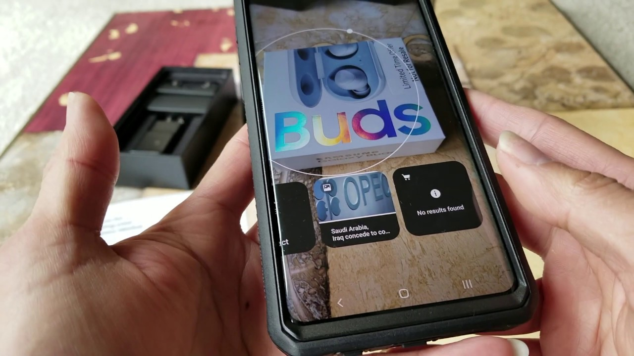 How To Screenshot On Samsung S10e S10 S10+ Plus Bixby Vision! 3 10 2019