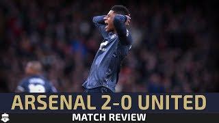 UNITEDS PSG HANGOVER! Arsenal 2-0 Manchester United Reaction | Premier League Review