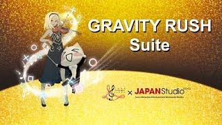 Gravity Rush 1 & 2 @ Game Symphony Japan 23rd Concert (Japan Studio Music Festival)