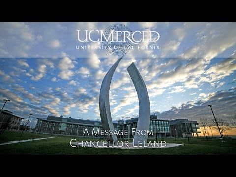 UC Merced 2020 Project: A Sneak Peek Into the Future