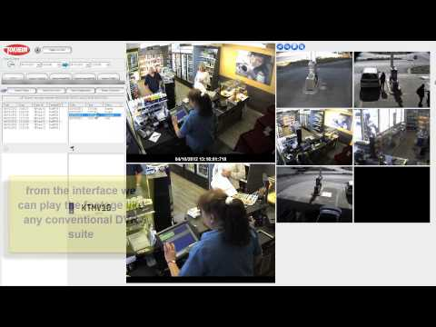 Fuel Pos With ANPR and CCTV Integration (www.metrosecurity.co.uk)
