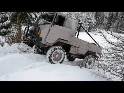 Pinzgauer High Mobility All Terrain Vehicle ( 2013 )