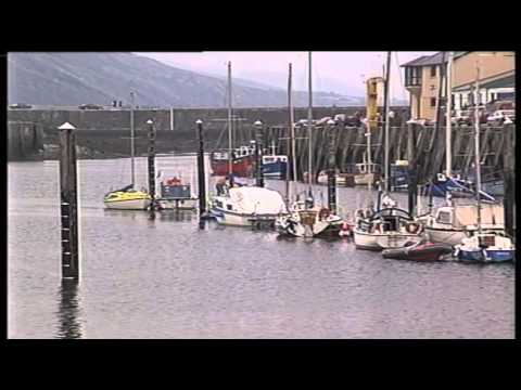 Construction of Aberystwyth Marina and Council Pontoon 1994-1995