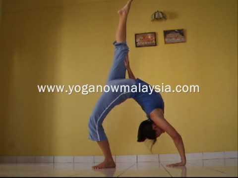 advanced yoga asana demonstration  youtube