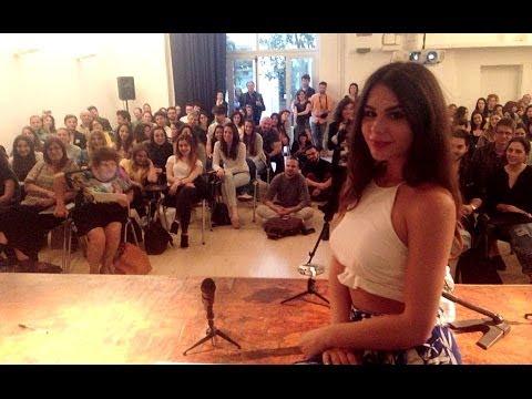 Nima Benati - conferenza IED