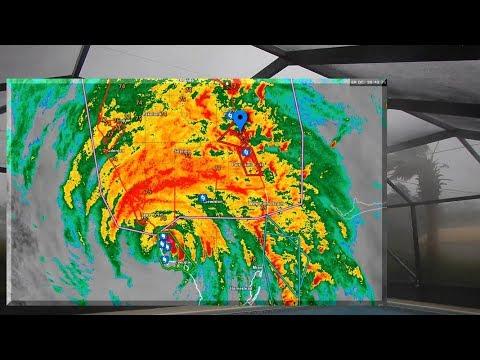 Hurricane Irma from Sebastian, FL