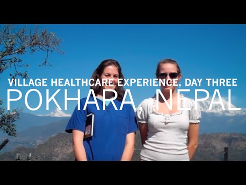 Download Nepal Village Experience with Nina and Sally - Day Three