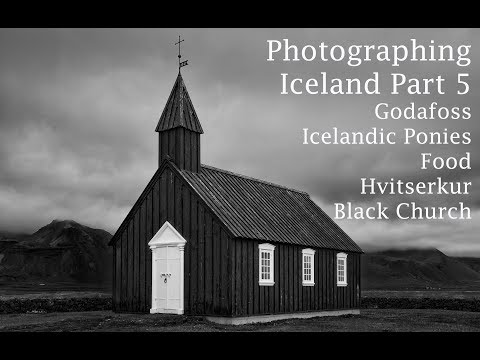 Photographing Iceland PT5 - Myvatn to Black Church