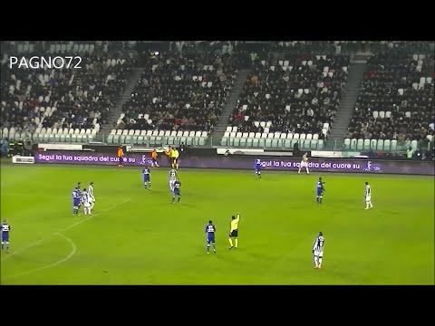 JUVENTUS Vs Sampdoria Goal Pogba 4-2