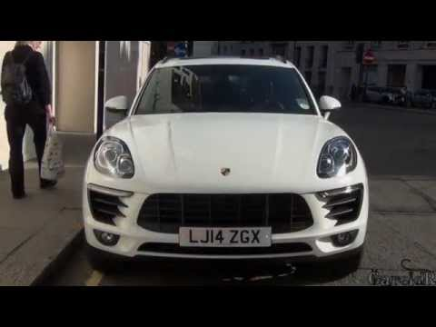 NEW Porsche Macan S And Turbo In London