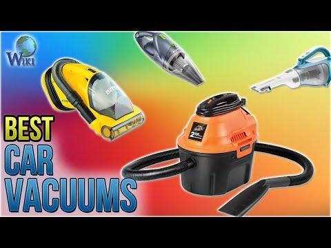 10 Best Car Vacuums 2018