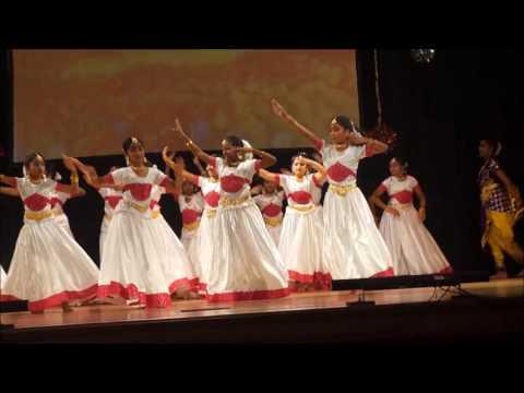 poo pookkum osai  Sangamam November- 2016 - Isa Dance