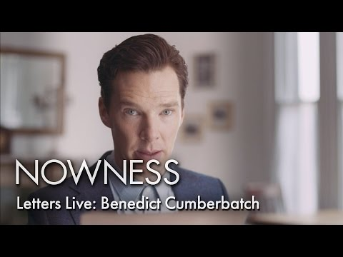 "Benedict Cumberbatch reads 'My Dear Bessie'"" by Letters Live"