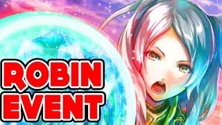 Fire Emblem Heroes - Grand Hero Battle: Female Robin Event - Hard Mode