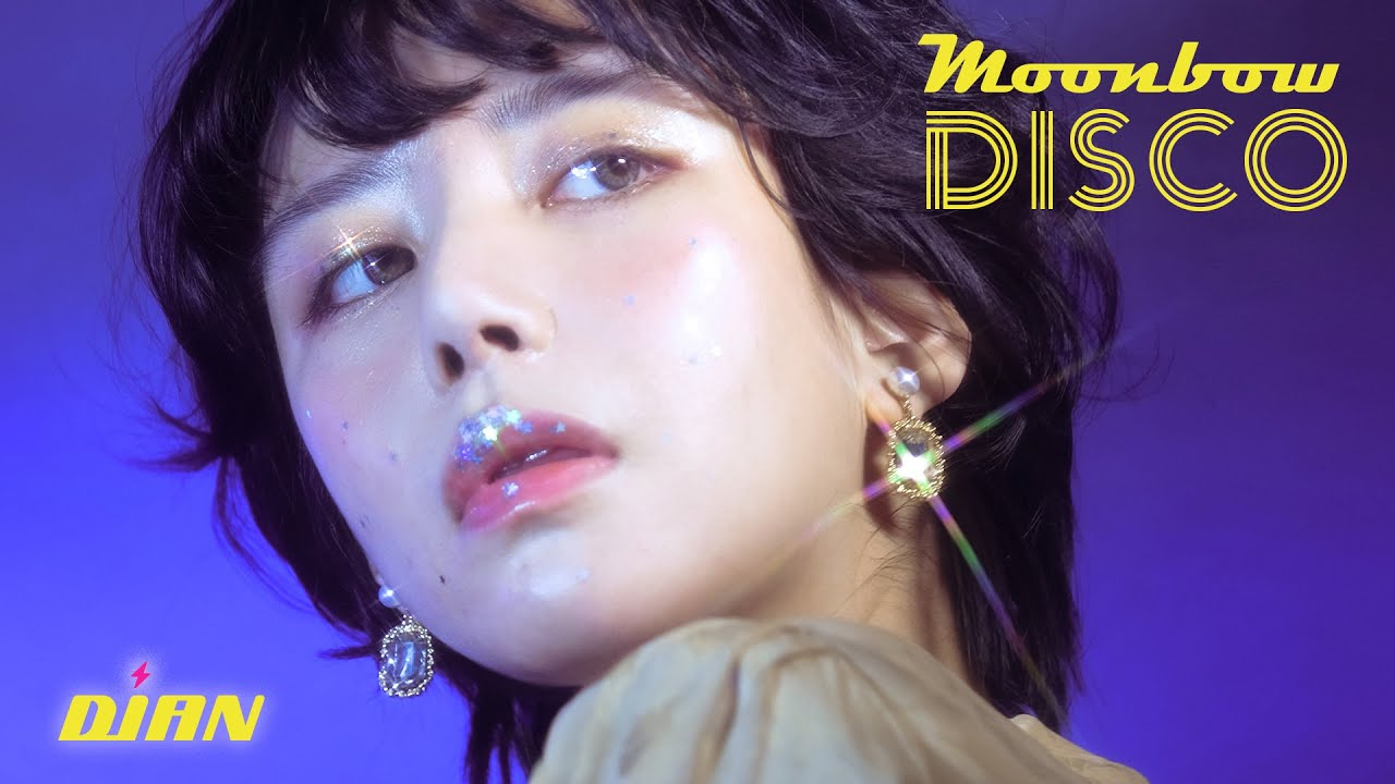 DiAN (静電場朔, A-bee, immi) - Moonbow Disco 【Official Video】