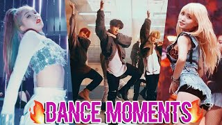 KPOP Dances Moments That Had Me Shook - ICONIC MOVES!!