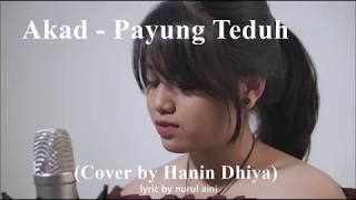 download mp3 cover hanin dhiya akad
