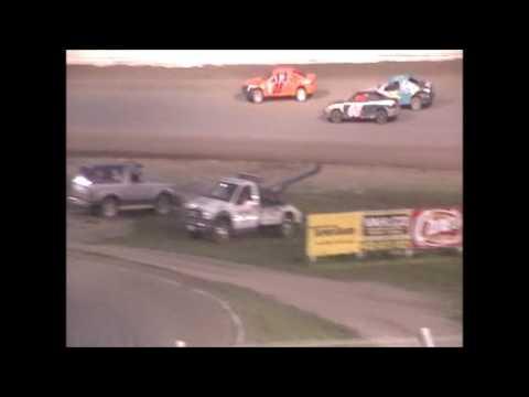 Eagle Raceway Sport Compact B Feature on 8-6-16