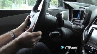 Chevrolet Sonic LTZ Aut.- Test - Matías Antico - TN Autos Programa 33