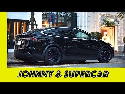 Thánh địa siêu xe: Tesla Model X P100D tăng tốc hơn siêu xe, giá hơn 9 tỷ tại Việt Nam