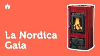 Печь камин La Nordica Gaia. Обзор, характеристики