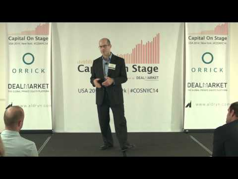 Capital On Stage NY 2014: David Teten - ff Venture Capital