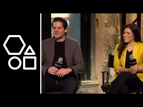 America Ferrera & Ryan Piers Williams Talk 'X/Y'  BUILD Series