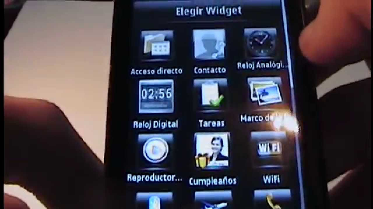 Nokia c5 03 interfaz android youtube gumiabroncs Choice Image