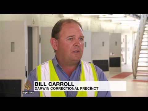 Australia sentences prisoners 'to a job'