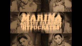 """MARINA AND THE DIAMONDS   ♡ """"HYPOCRATES"""" ♡"""