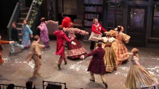Sneak Peek of A Christmas Carol at Trinity Rep!