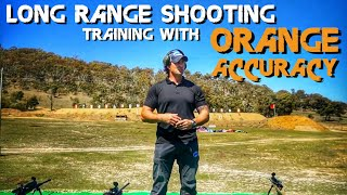 Long range shooting training with Orange Accuracy - Ep 7