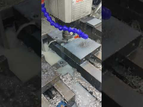 Milling Steel on homemade DIY CNC