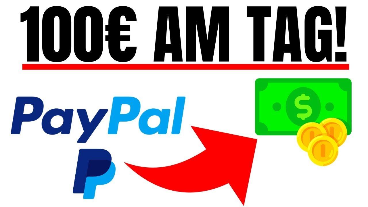 Mit Paypal Geld Verdienen